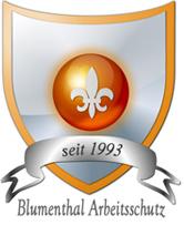 Blumenthal Arbeitsschutz logo