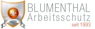 Blumenthal Arbeitsschutz-Logo