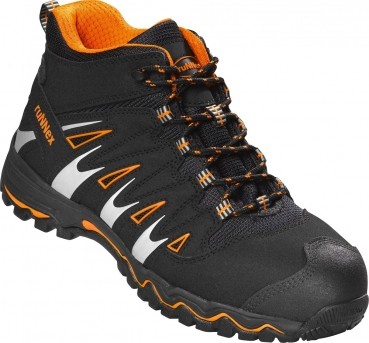 RUNNEX S1P LightStars Stiefel