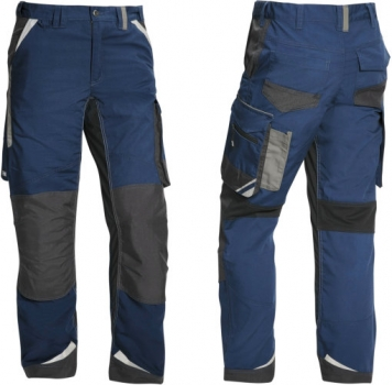 FLEXOLUTION Bundhose, dunkelblau