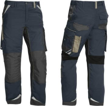 FLEXOLUTION Bundhose, grau
