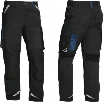 FLEXOLUTION Bundhose, schwarz